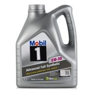 Моторное масло Mobil 1 X1 5W-30 4л