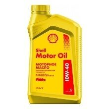 Моторное масло Shell Motor Oil 10W-40 1л