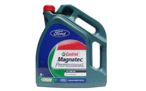 Моторное масло Castrol MAGNATEC Professional FORD 5W-20 5л
