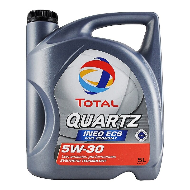 Моторное масло Total QUARTZ INEO ECS 5W-30 4л