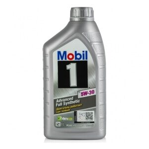 Моторное масло Mobil 1 X1 5W-30 1л