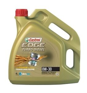 Моторное масло Castrol EDGE TURBO DIESEL 0W-30 C3 4л